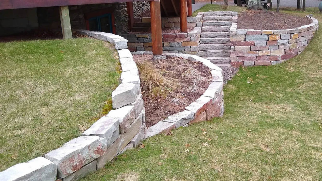 re-landscaping-st-croix-falls-wi-stone-staircase-2