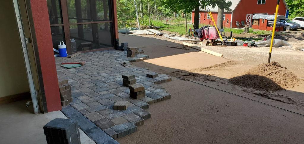 re-landscaping-st-croix-falls-driveway-apron-2