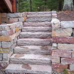 re-landscaping-st-croix-falls-wi-stone-staircase